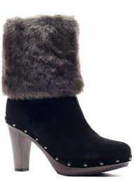 Fur ankle - sale 50%